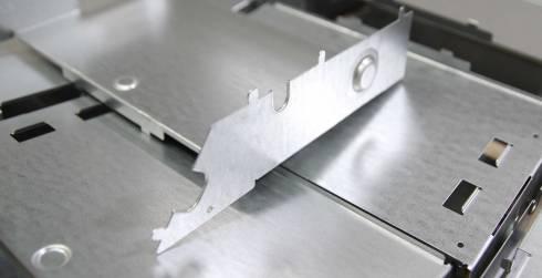 thin metal sheets
